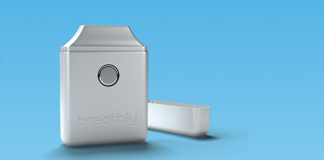 Prototipo di Breathly