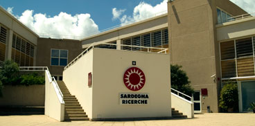Building 2, Sardegna Ricerche, Technology Park of Sardinia